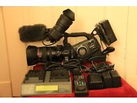 Broadcast quality Canon HDV H1 Camcorder