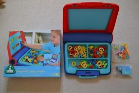 ELC Magnetic play centre - nearly new!