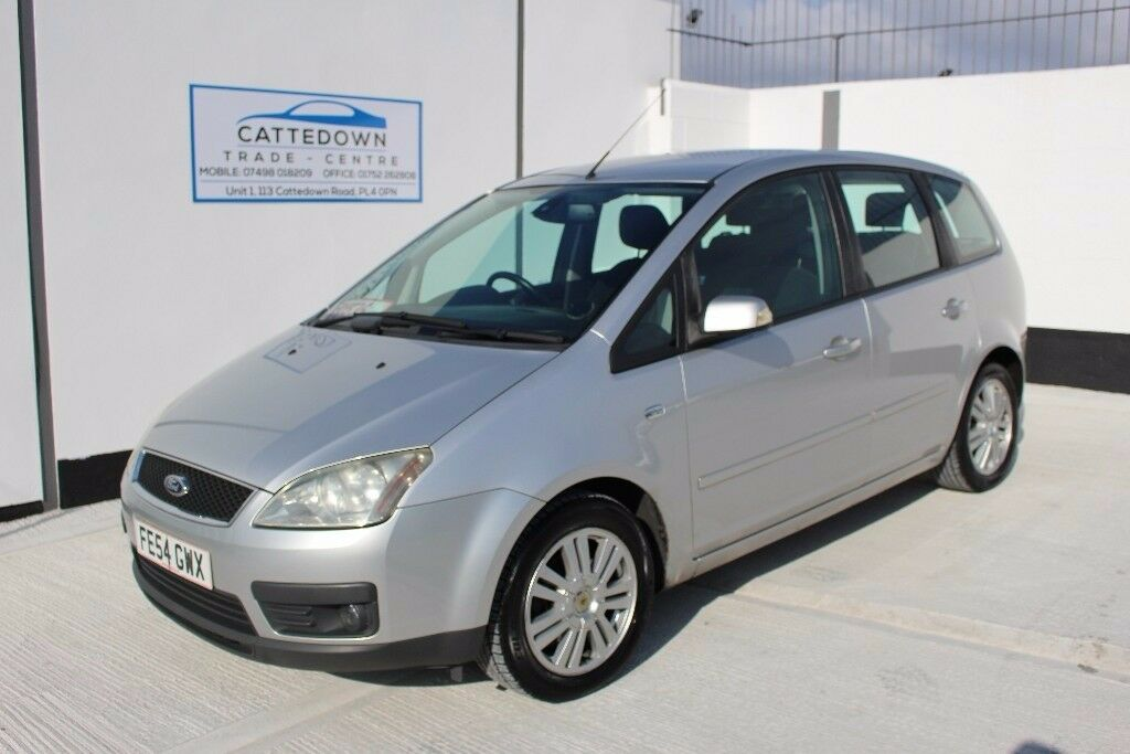 Ford Focus C-Max 1.8 16v Ghia 5dr - MOT 01/18 - CRUISE CONTROL - 2 PREVIOUS OWNERS