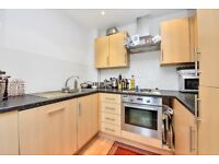 Ultra-Modern, One Bedroom New Build Apartment Moments From Colliers Wood Underground Station