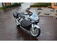 BMW K1200 S in Briliant Condition ANY INSPECTION