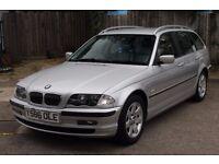 2001 BMW 320i SE Touring Automatic Estate Auto