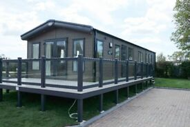 Static Caravan for sale at Bashley in the New Forest in Hampshire, near Bournemouth