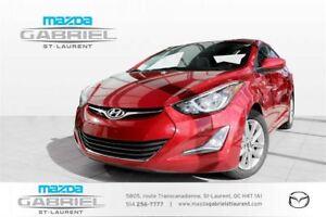 2014 Hyundai Elantra GLS + TOIT+ CAMERA DE RECUL