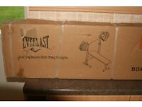 Everlast weight bench new in box