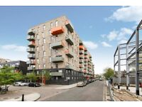 1 bedroom apartment in the popluar Sculpture House building, 5 minutes walk to stepney green station