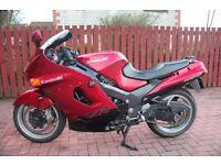 ZZR 1100 D7 1999