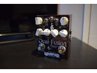 Selling Wampler Dual Fusion Tom Quayle Sig
