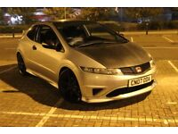 Immaculate Honda Civic 2.0 i-VTEC Type R *NEW MOT* NOT BMW 1 SERIES * NOT ASTRA * NOT FOCUS *