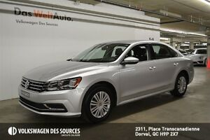 2016 Volkswagen Passat 1.8 TSI Trendline, BLUETOOTH, BACK-UP CAM