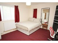 A spacious double located close to East Acton Station & local shops