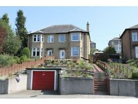 3 bedroom semi-detached house for sale in Hawick with garage and front and back garden.Price reduced