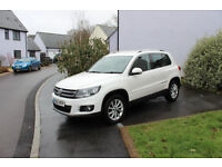 Volkswagen Tiguan 2.0 TDI BlueMotion Tech SE Station Wagon 2WD 5dr (start/stop)