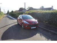 2010 Peugeot 207 Sport - 1.6HDI - Low Mileage & 1Yr MOT - Only £30 Yr Tax