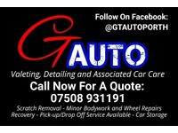 GT Auto - Professional, Competitive, Car Valet and Detailing Service! Valets Starting From Just £30!