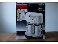 Philips Tea for two Teamaker, and Argos Sandwich Toaster