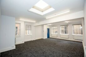 450 SQ FT PRIVATE OFFICE TO RENT IN FARRINGDON , LONDON EC1 *** GREAT VALUE ***