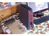 ASUS ROG G20 AJ INTEL I7-4790 3.6GHz Quad Core Gaming PC, 12GB RAM, 1TB, NVIDIA GTX 750