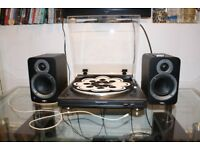 FOR SALE: Marantz Turntable & Tibo Plus 2 Speakers