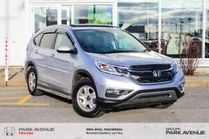 2016 Honda CR-V *Cuir* Toit ouvrant* Bas kilométrage*