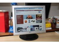 LG Flatron L1717S Flat screen monitor