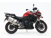 Triumph Explorer Loaded with Extras (2014), SAVE £400 During our September Spectacular Event