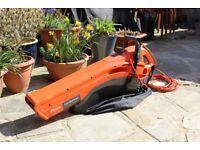 Flymo Garden Vac Turbo 2200W 230V