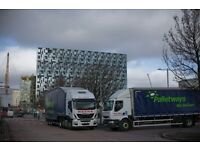 HGV Driver Class 2 Multi Drop SE London - Pallet Distribution - £550 per week OTE