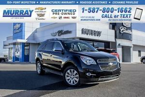 2010 Chevrolet Equinox LTZ **AWD! Bluetooth! And Much More!**