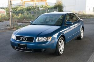 2003 Audi A4 1.8T BACK TO SCHOOL SALE ON NOW!