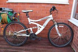 Muddyfox bike unisex