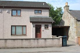 3 BEDROOM SEMI DETACHED HOUSE WITHIN WALKING DISTANCE OF INVERNESS TOWN CENTRE