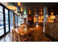 Fantastic Bar Restaurant Retail Shop A1, A3, A4 Commercial Unit near SHOREDITCH in HACKNEY - 3500sqf