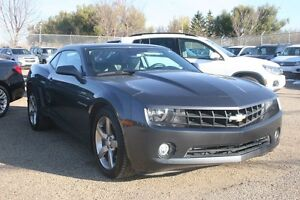 2011 Chevrolet Camaro 2LT LEATHER, S/ROOF, HEADS-UP DISPLAY, ALL