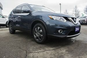 2014 Nissan Rogue SV MOONROOF LEATHER NAVIGATION