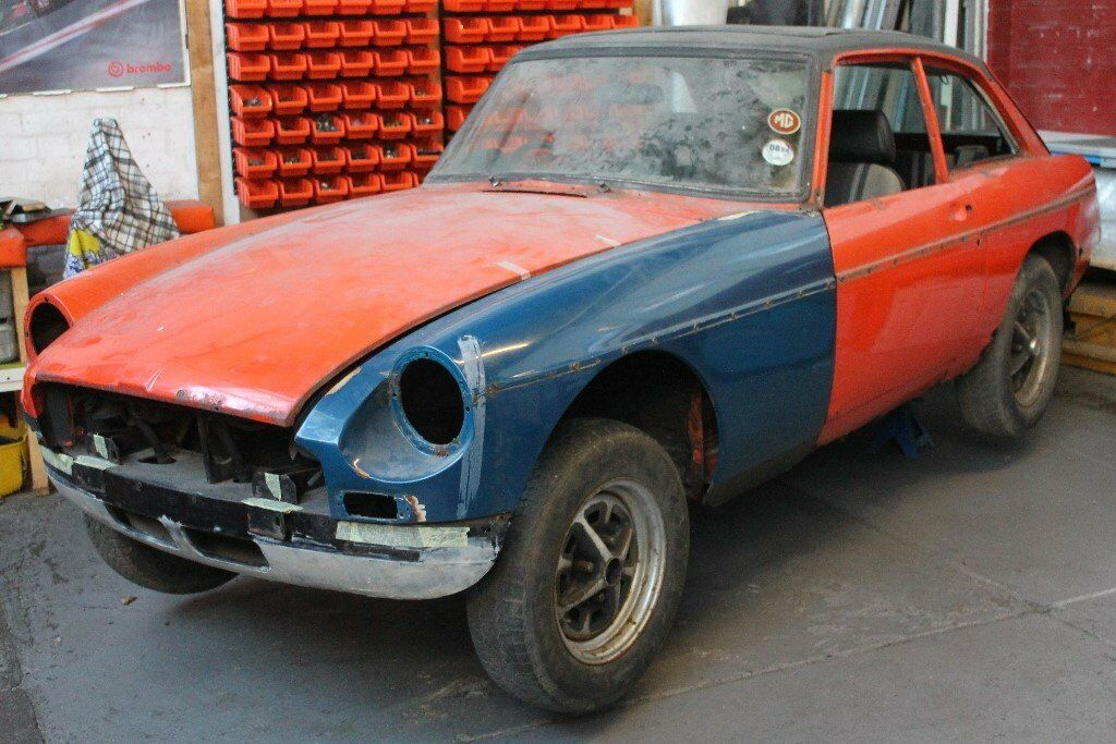 MG B GT Project, MGB GT | in Leicester, Leicestershire | Gumtree