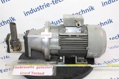 Bosch 0510725030 Hydraulic Pump 1,1 Kw Gear-Pump 22,4ccm