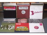 210 x 12 inch Quality House Music Collection 1990's - 2000's