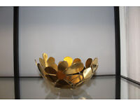 Gold decoration bowl
