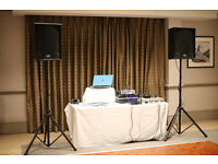 Full Peavey PA set up, Speakers, Amp, Mixer, Stands, Leads, Bags. Ideal for DJ's and Singers