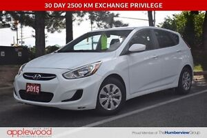 2015 Hyundai Accent GL Hatchback