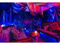 *PRIVATE PARTY DRY HIRE & CORP. VENUE HIRE!** incredible birthdays*unique bars*min spend*East London