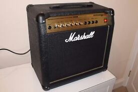 Marshall Valvestate AVT20 2-Channel guitar amplifier Combo with Reverb.