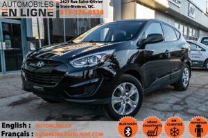 2014 Hyundai Tucson GL | BLUETOOTH | SIÈGES CHAUFFANTS | RADIO S