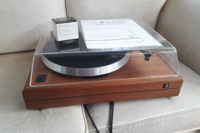 Acoustic Research - The AR Turntable + Linn Basik LV X tonearm + Goldring  1042 cartridge | in St Albans, Hertfordshire | Gumtree