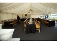 The marquee by the lake ideal venue for weddings & events