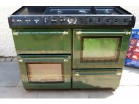 Belling range cooker for sale