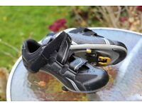 Cycling shoes Specialized. Size 9, great condition