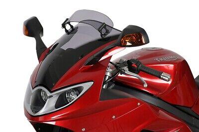 MRA TRIUMPH SPRINT ST1050 05 10 VARIO TOURING MOTORCYCLE SCREEN GREY