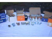 Assortment of Fixings & Fastenings (Iron-monger, masonry, welding, construction, screwfix)